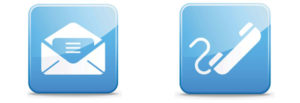 email-and-phone-icons