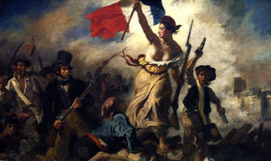 La Marianna di Francia. Arriveranno epoche di democrazia e rinascita anche per i media?